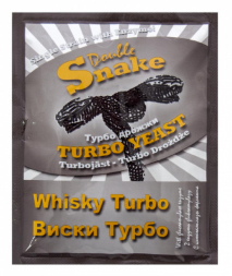 Дрожжи Турбо Double Snake Turbo Whisky